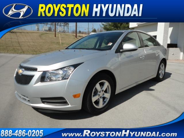 2013 chevrolet cruze 1lt auto morristown tn for sale in morristown tennessee classified. Black Bedroom Furniture Sets. Home Design Ideas