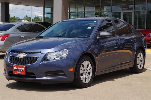 2013 Chevrolet Cruze 4dr Car Ls For Sale In Saint Louis