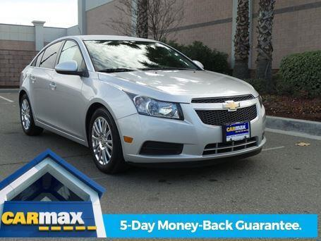 2013 Chevrolet Cruze ECO Manual ECO Manual 4dr Sedan