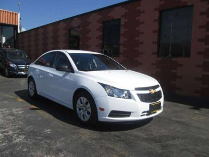 2013 chevrolet cruze ls for sale in seattle washington classified. Black Bedroom Furniture Sets. Home Design Ideas