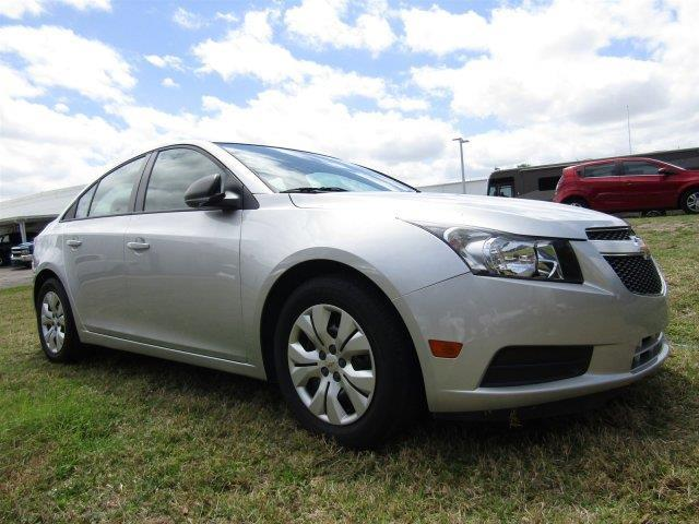 Dyer Chevrolet Fort Pierce >> 2013 Chevrolet Cruze LS Auto LS Auto 4dr Sedan w/1SB for Sale in Fort Pierce, Florida Classified ...