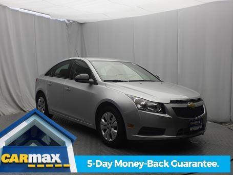 2013 Chevrolet Cruze LS Manual LS Manual 4dr Sedan