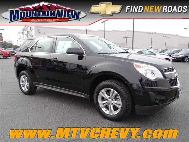 2013 chevrolet equinox ls 4dr suv for sale in upland california classified. Black Bedroom Furniture Sets. Home Design Ideas