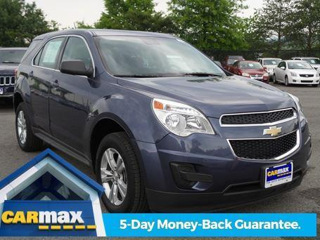 2013 chevrolet equinox ls ls 4dr suv for sale in am qui. Black Bedroom Furniture Sets. Home Design Ideas