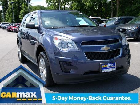 2013 chevrolet equinox ls ls 4dr suv for sale in raleigh. Black Bedroom Furniture Sets. Home Design Ideas