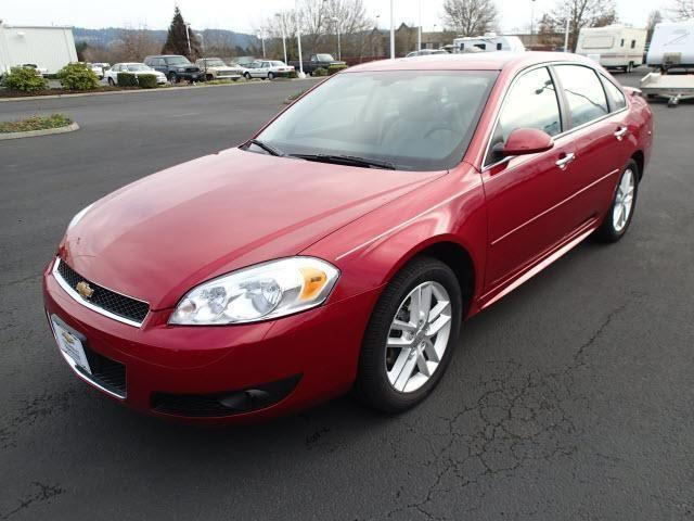 2013 chevrolet impala 4 dr sedan ltz for sale in newberg. Black Bedroom Furniture Sets. Home Design Ideas