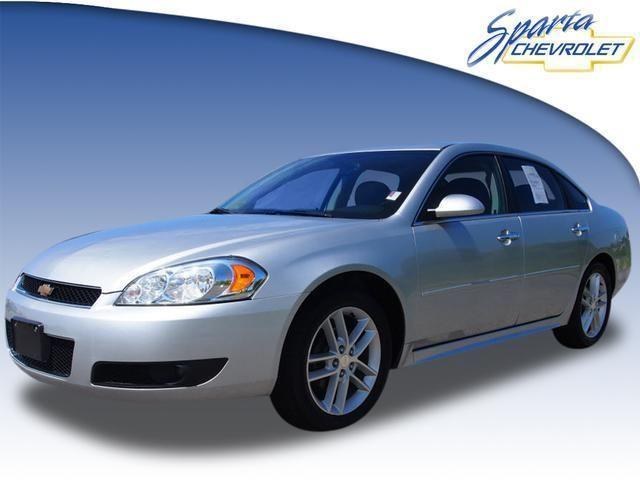 2013 chevrolet impala 4 dr sedan ltz for sale in sparta. Black Bedroom Furniture Sets. Home Design Ideas