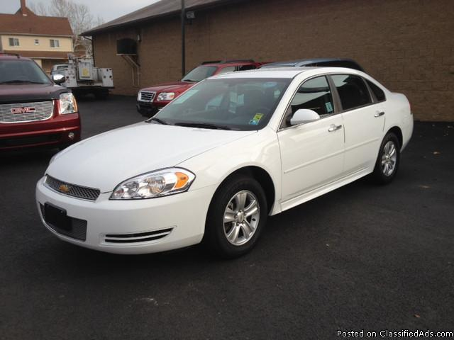 2013 chevrolet impala for sale in connellsville pennsylvania classified am. Cars Review. Best American Auto & Cars Review