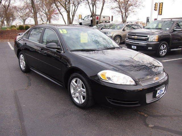2013 chevrolet impala lt for sale in rockford illinois classified. Black Bedroom Furniture Sets. Home Design Ideas