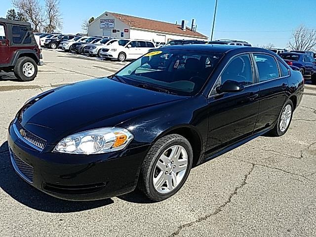 2013 Chevrolet Impala LT Fleet LT Fleet 4dr Sedan