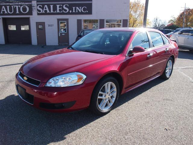 2013 chevrolet impala ltz erie pa for sale in erie. Black Bedroom Furniture Sets. Home Design Ideas
