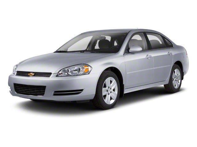 2013 Chevrolet Impala LTZ LTZ 4dr Sedan