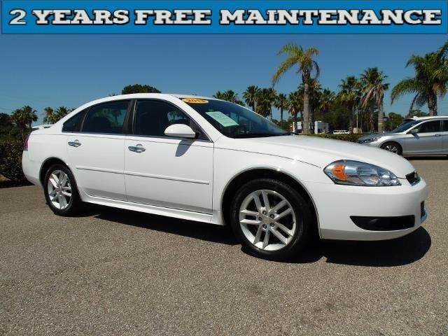 2013 chevrolet impala ltz ltz 4dr sedan for sale in port. Black Bedroom Furniture Sets. Home Design Ideas