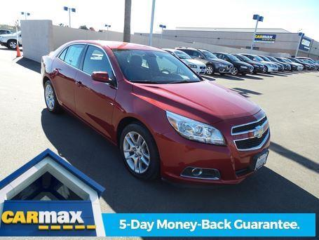 2013 Chevrolet Malibu Eco Eco 4dr Sedan w/2SA