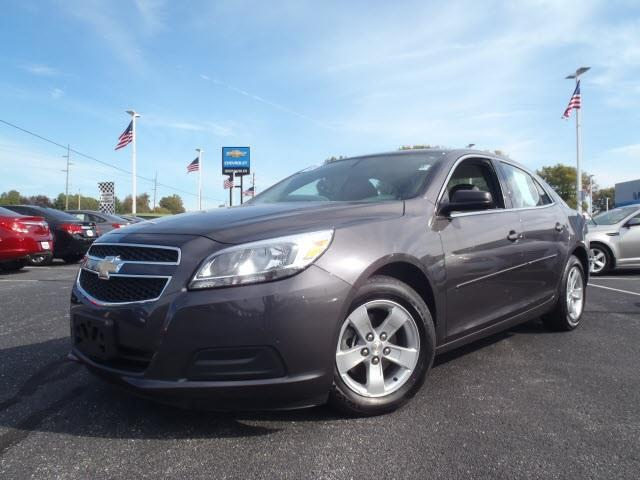 2013 chevrolet malibu ls ls 4dr sedan for sale in camby indiana classified. Black Bedroom Furniture Sets. Home Design Ideas