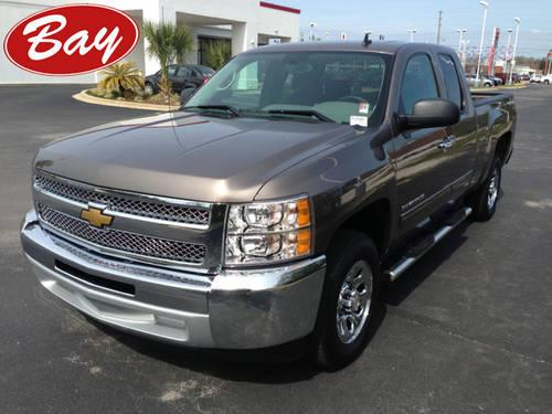 2013 chevrolet silverado 1500 extended cab pickup ls for sale in panama city florida classified. Black Bedroom Furniture Sets. Home Design Ideas