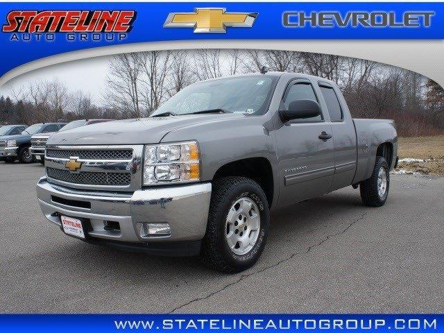 2013 chevrolet silverado 1500 lt 4x4 lt 4dr extended cab 6 5 ft sb for sale in andover ohio. Black Bedroom Furniture Sets. Home Design Ideas