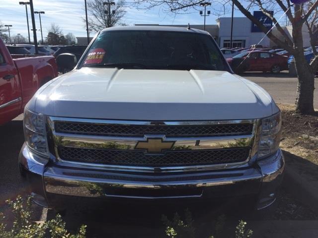 2013 Chevrolet Silverado 1500 LT 4x4 LT 4dr Extended
