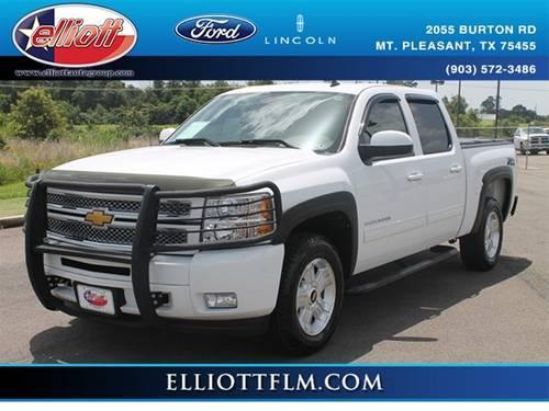 2013 Chevrolet Silverado 1500 Truck Lt For Sale In Mount