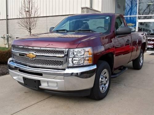 2013 chevrolet silverado 1500 truck work truck for sale in delaware ohio classified. Black Bedroom Furniture Sets. Home Design Ideas