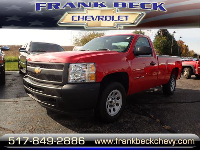 2013 Chevrolet Silverado 1500 Work Truck 4x2 Work Truck