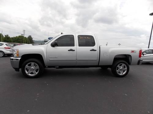 2013 chevrolet silverado 2500hd crew cab pickup lt crew cab 4x4 for sale in sweetwater. Black Bedroom Furniture Sets. Home Design Ideas
