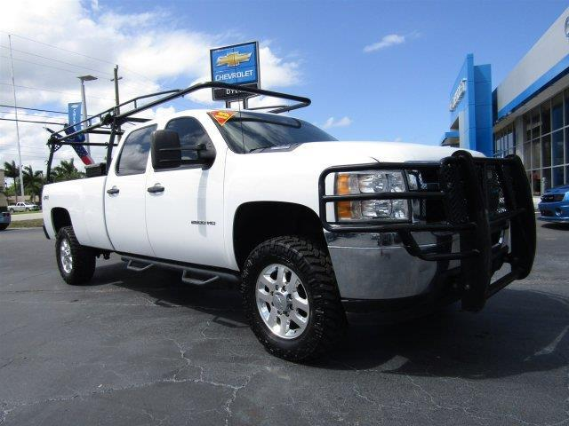 2013 chevrolet silverado 2500hd work truck 4x4 work truck 4dr crew cab sb for sale in fort. Black Bedroom Furniture Sets. Home Design Ideas
