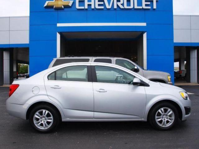 2013 Chevrolet Sonic Lt For Sale In Briscoe Missouri
