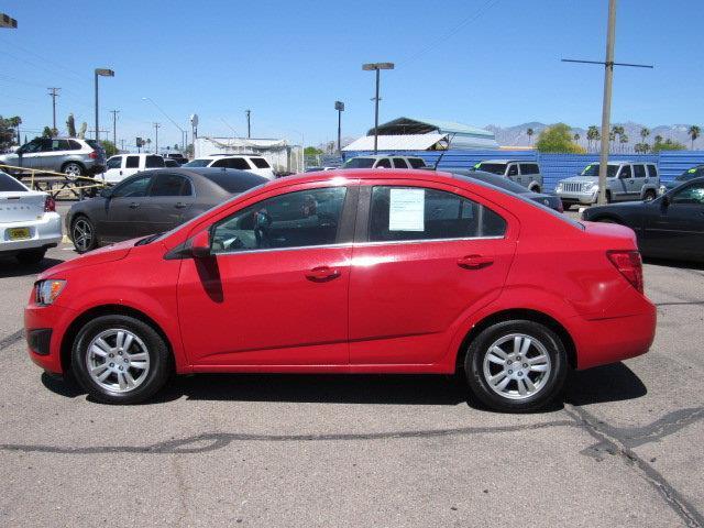 Auto For Sale Tucson Az: 2013 Chevrolet Sonic LT Auto LT Auto 4dr Sedan For Sale In