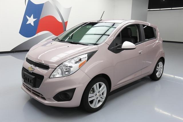 2013 Chevrolet Spark Ls Auto In Houston Tx: 2013 Chevrolet Spark 1LT Auto 1LT Auto 4dr Hatchback For