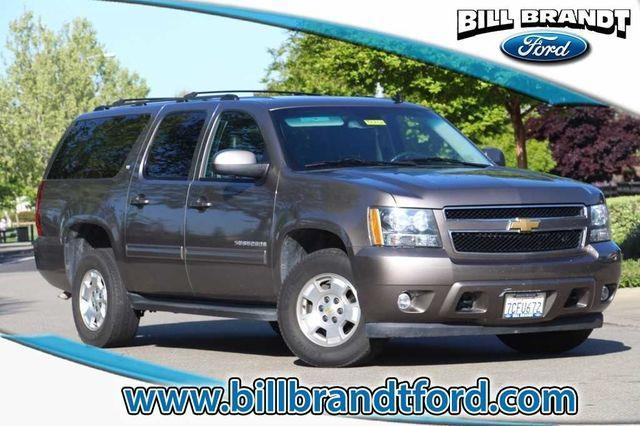 2013 chevrolet suburban lt 1500 4x4 lt 1500 4dr suv for sale in brentwood california classified. Black Bedroom Furniture Sets. Home Design Ideas