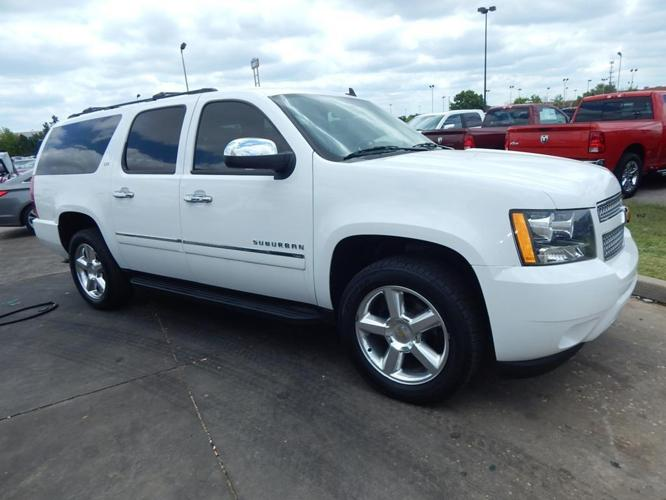 2013 chevrolet suburban ltz 1500 4x2 ltz 1500 4dr suv for sale in norman oklahoma classified. Black Bedroom Furniture Sets. Home Design Ideas