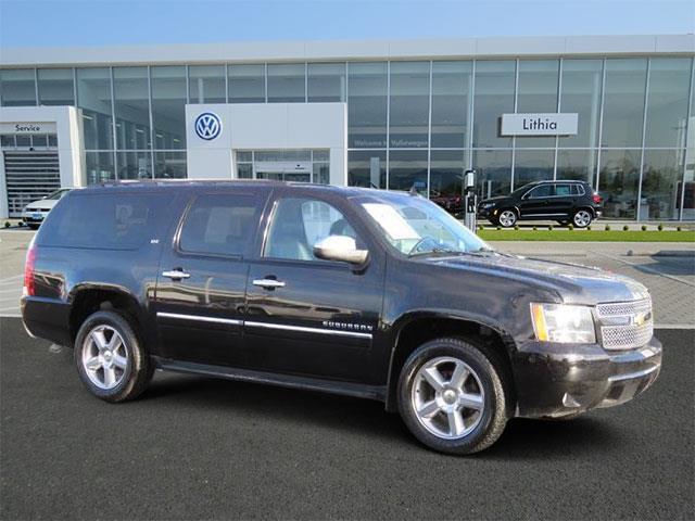 2013 Chevrolet Suburban Ltz 1500 4x4 Ltz 1500 4dr Suv For