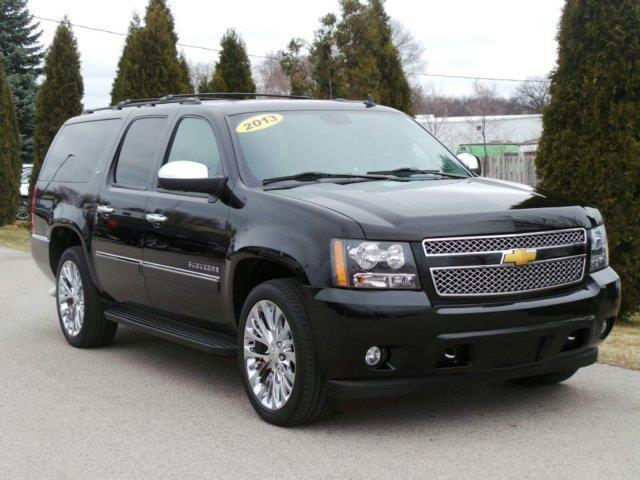 2013 chevrolet suburban ltz 1500 4x4 ltz 1500 4dr suv for. Black Bedroom Furniture Sets. Home Design Ideas