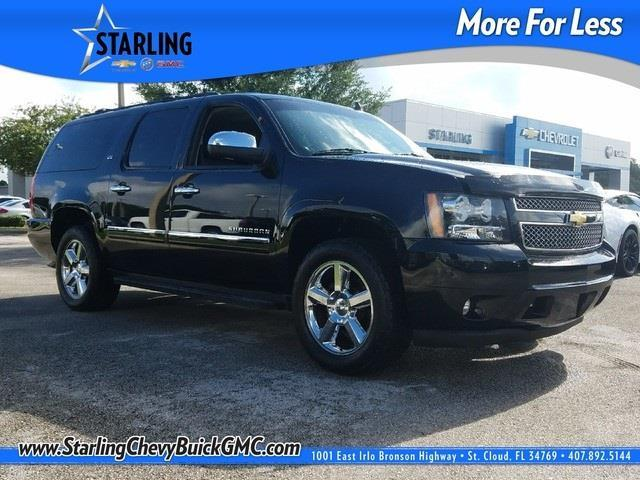 2013 chevrolet suburban ltz 1500 4x4 ltz 1500 4dr suv for sale in saint cloud florida. Black Bedroom Furniture Sets. Home Design Ideas