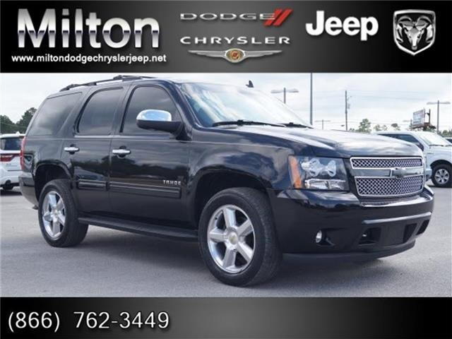 2013 chevrolet tahoe ls 4x2 ls 4dr suv for sale in milton florida classified. Black Bedroom Furniture Sets. Home Design Ideas
