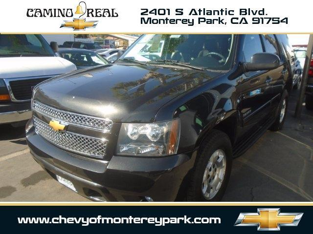 2013 Chevrolet Tahoe LT 4x2 LT 4dr SUV