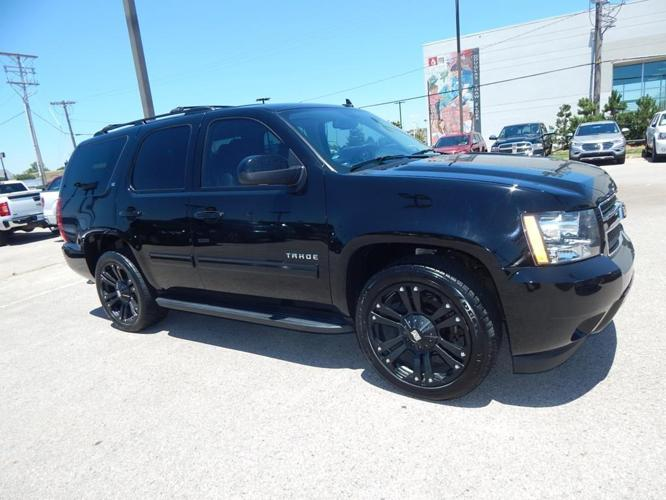 2013 chevrolet tahoe lt 4x2 lt 4dr suv for sale in norman oklahoma classified. Black Bedroom Furniture Sets. Home Design Ideas