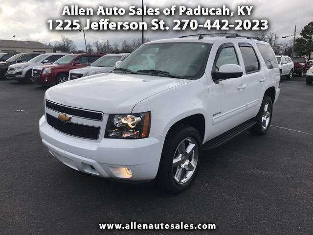 2013 chevrolet tahoe lt 4x4 lt 4dr suv for sale in. Black Bedroom Furniture Sets. Home Design Ideas
