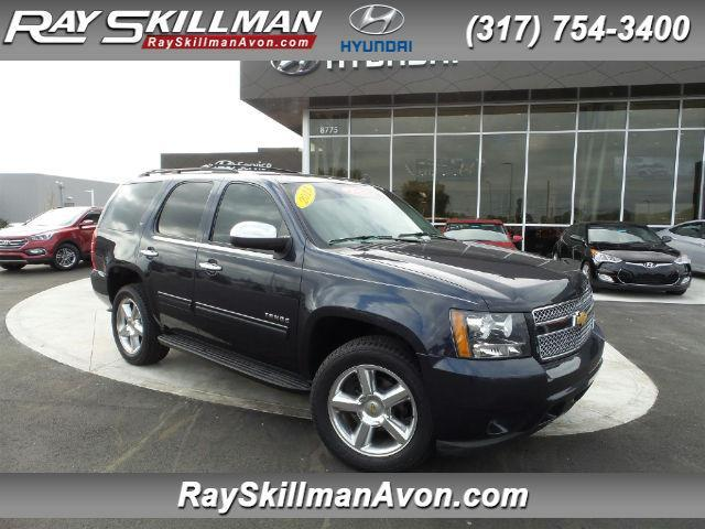 2013 chevrolet tahoe lt 4x4 lt 4dr suv for sale in avon indiana classified. Black Bedroom Furniture Sets. Home Design Ideas