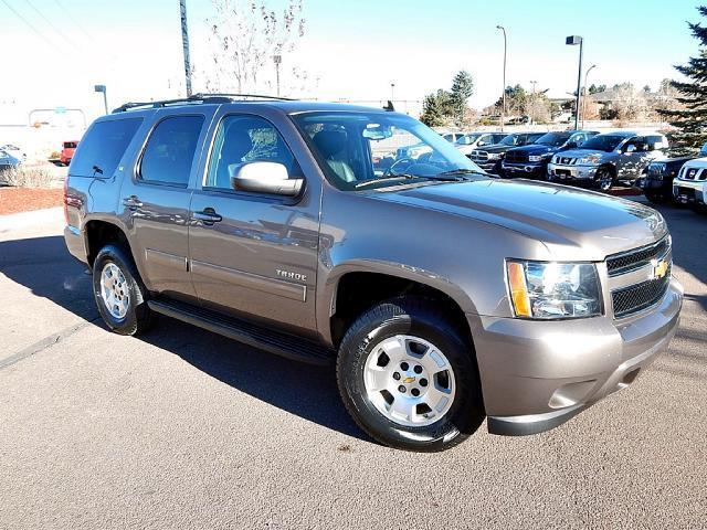 chevrolet tahoe lt colorado springs co for sale in colorado springs. Cars Review. Best American Auto & Cars Review
