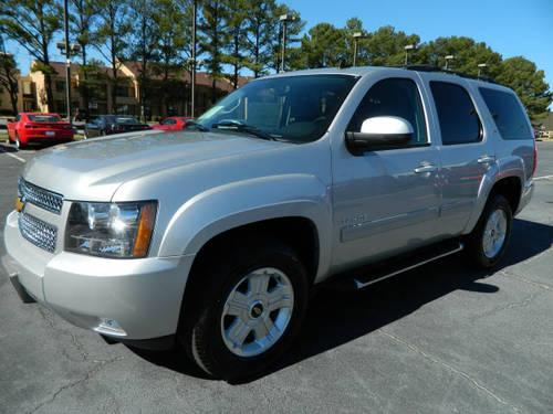 2013 chevrolet tahoe suv lt for sale in columbus georgia classified. Black Bedroom Furniture Sets. Home Design Ideas