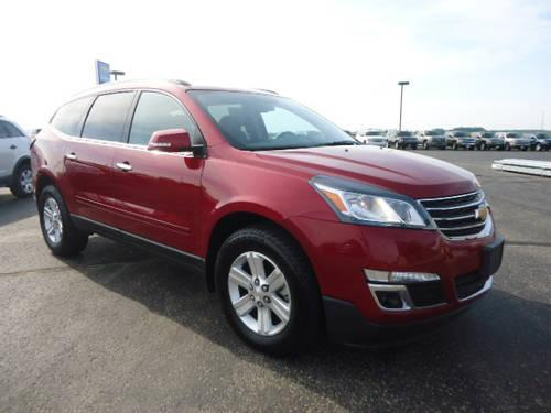 2013 Chevrolet Traverse Crossover AWD LT