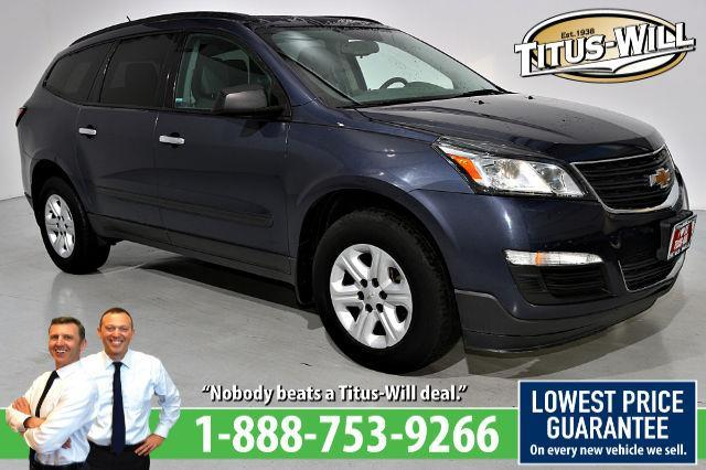 2013 Chevrolet Traverse LS AWD LS 4dr SUV