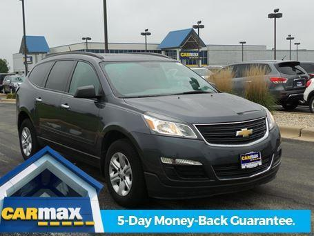 2013 chevrolet traverse ls ls 4dr suv for sale in bloomington illinois classified. Black Bedroom Furniture Sets. Home Design Ideas
