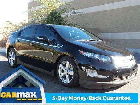 2013 Chevrolet Volt Base 4dr Hatchback