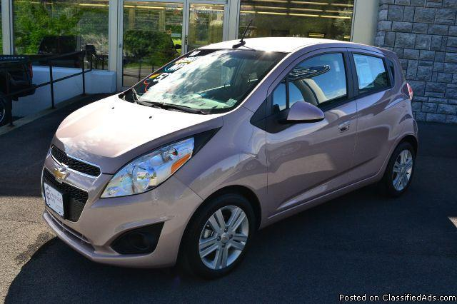 Chevy Spark Gas Mileage >> 2013 Chevy Spark!! Great Gas Mileage!! Only 6K Miles