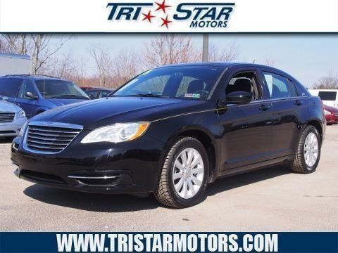 2013 chrysler 200 4 door sedan for sale in blairsville pennsylvania classified. Black Bedroom Furniture Sets. Home Design Ideas