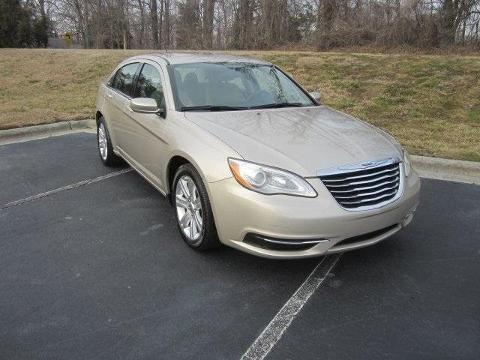 2013 chrysler 200 4 door sedan for sale in burlington north carolina classified. Black Bedroom Furniture Sets. Home Design Ideas