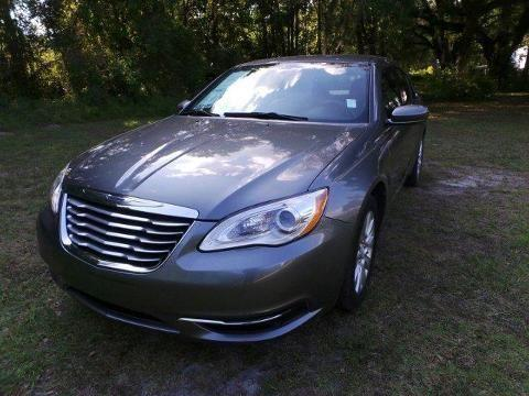 2013 chrysler 200 4 door sedan for sale in perry florida classified. Black Bedroom Furniture Sets. Home Design Ideas